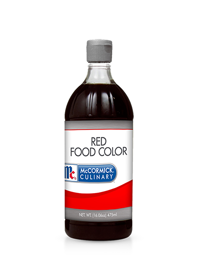 Red Food Color - Products - Online Store | McCormick Culinary