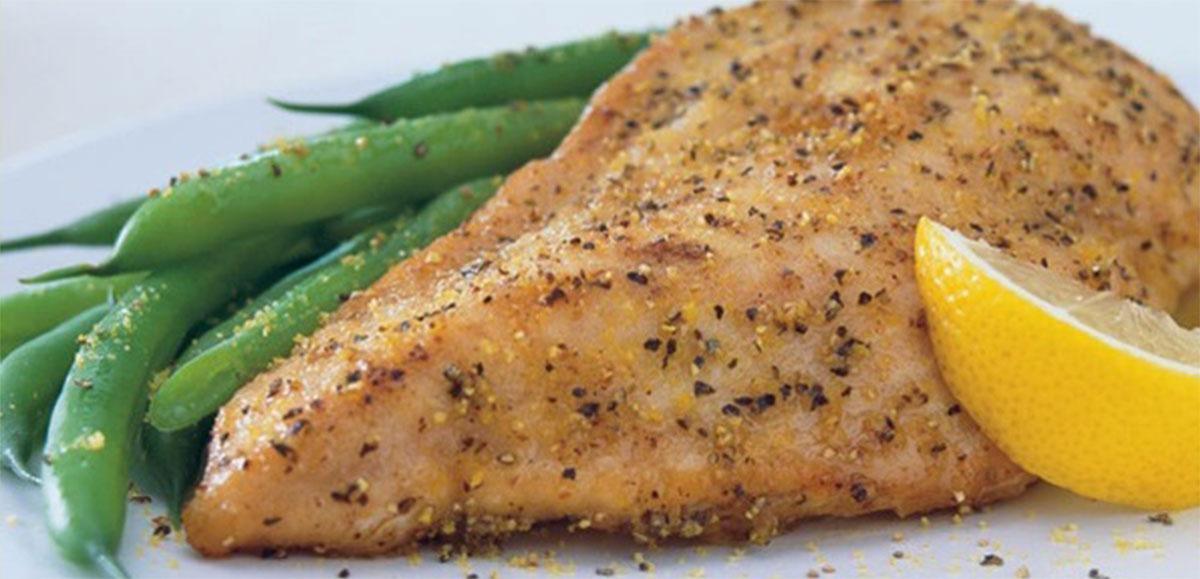 Classic Lemon Pepper Chicken Recipe