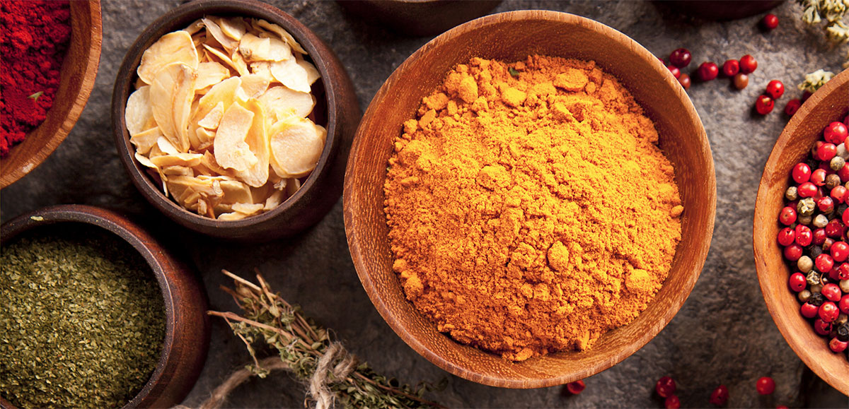 Cooking with Spices and Herbs
