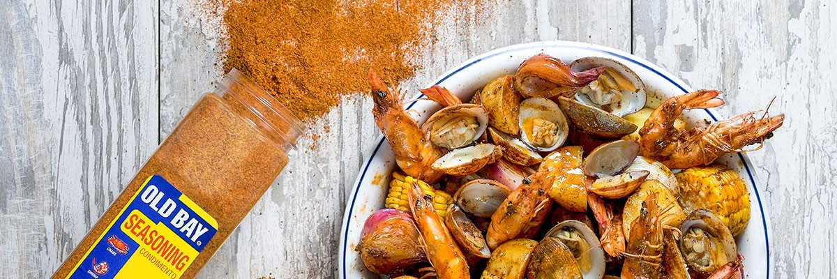 Old Bay Seasoning recipes