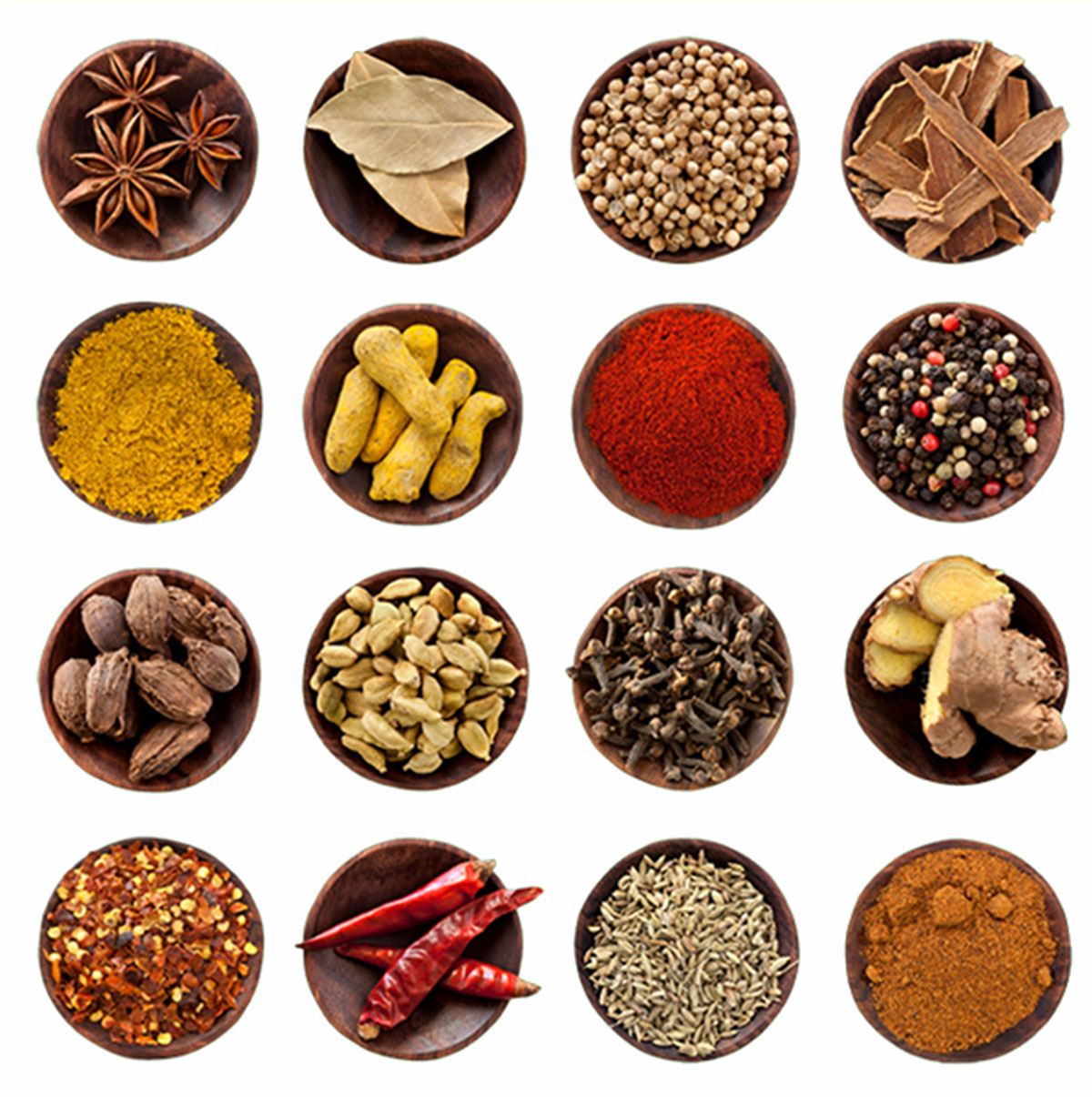 The World of Herbs & Spices